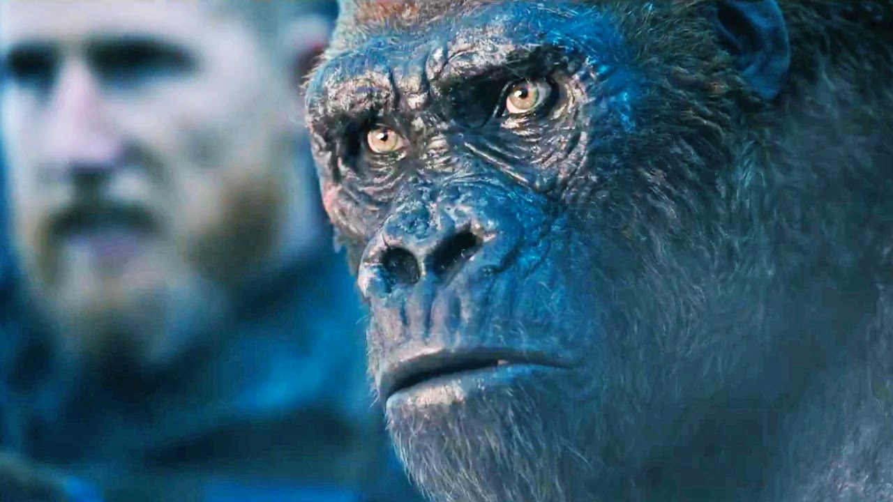 Download War for the Planet of the Apes   official trailer (2017) Andy Serkis