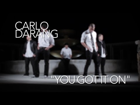 """You Got it On"" by @jtimberlake | Carlo Darang"