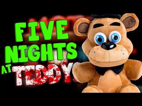 FIVE NIGHTS AT FREDDY'S: TEDDY BEAR EDITION | Bear Haven Nights Gameplay