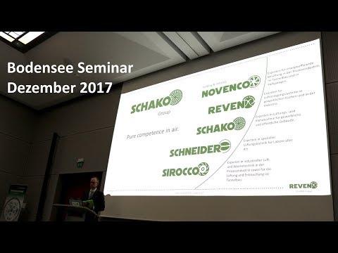 Assista: Seminario Bodensee Reven Schako