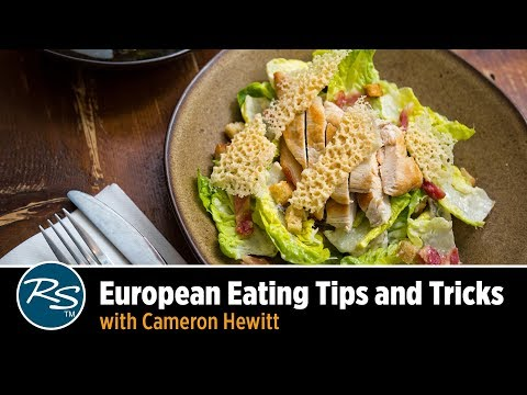 Europe for Foodies: Tips and Tricks with Cameron Hewitt | Rick Steves Travel Talks