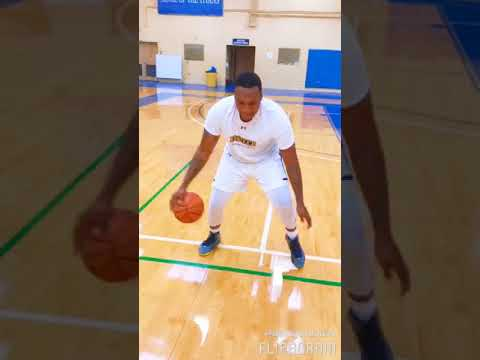 """6""""9 Jordan Davis Is a Beast On The Court Extremely Talented !!! (Workout Pt. 2 )"""