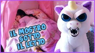 Il mostro sotto il letto! 😱 (come sconfiggerlo!)