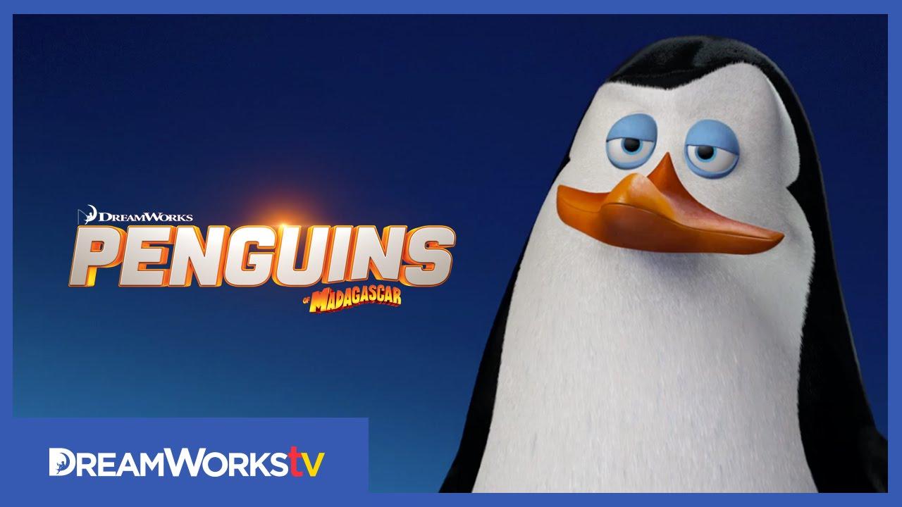 meet kowalski | penguins of madagascar - youtube