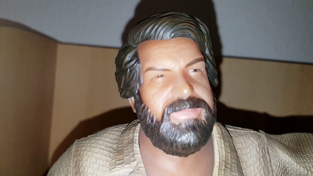 Filmes Bud Spencer E Terence Hill Dublado for bud spencer statue 1:6 supacraft deutsch - youtube