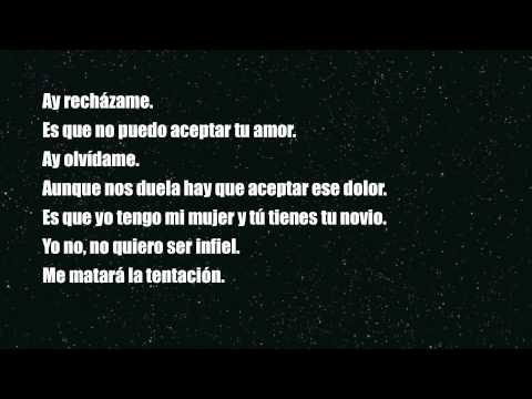 Rechazame by Prince Royce (lyrics) (letra)
