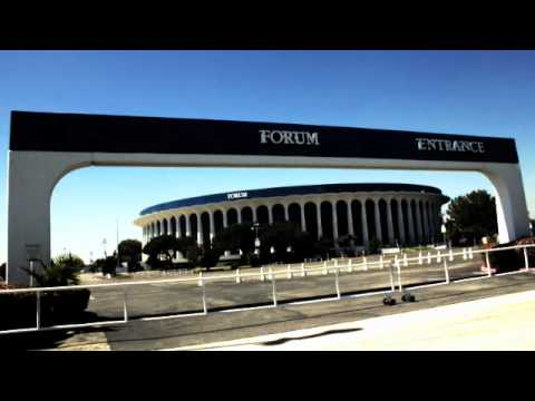 The LA Forum | Forum Inglewood California | MSG The Garden The Forum (Inglewood) video