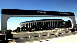 The LA Forum | Forum Inglewood California | MSG The Garden The Forum (Inglewood) video