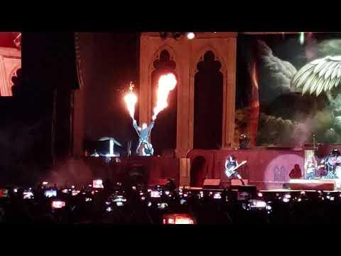Iron Maiden - Flight of Icarus (Morumbi, São Paulo 2019) The Legacy of the Beast Tour