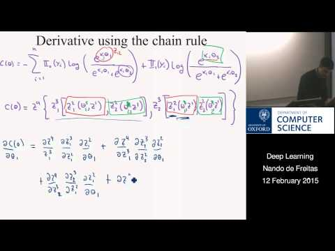 Deep Learning Lecture 8: Modular back-propagation, logistic regression and Torch