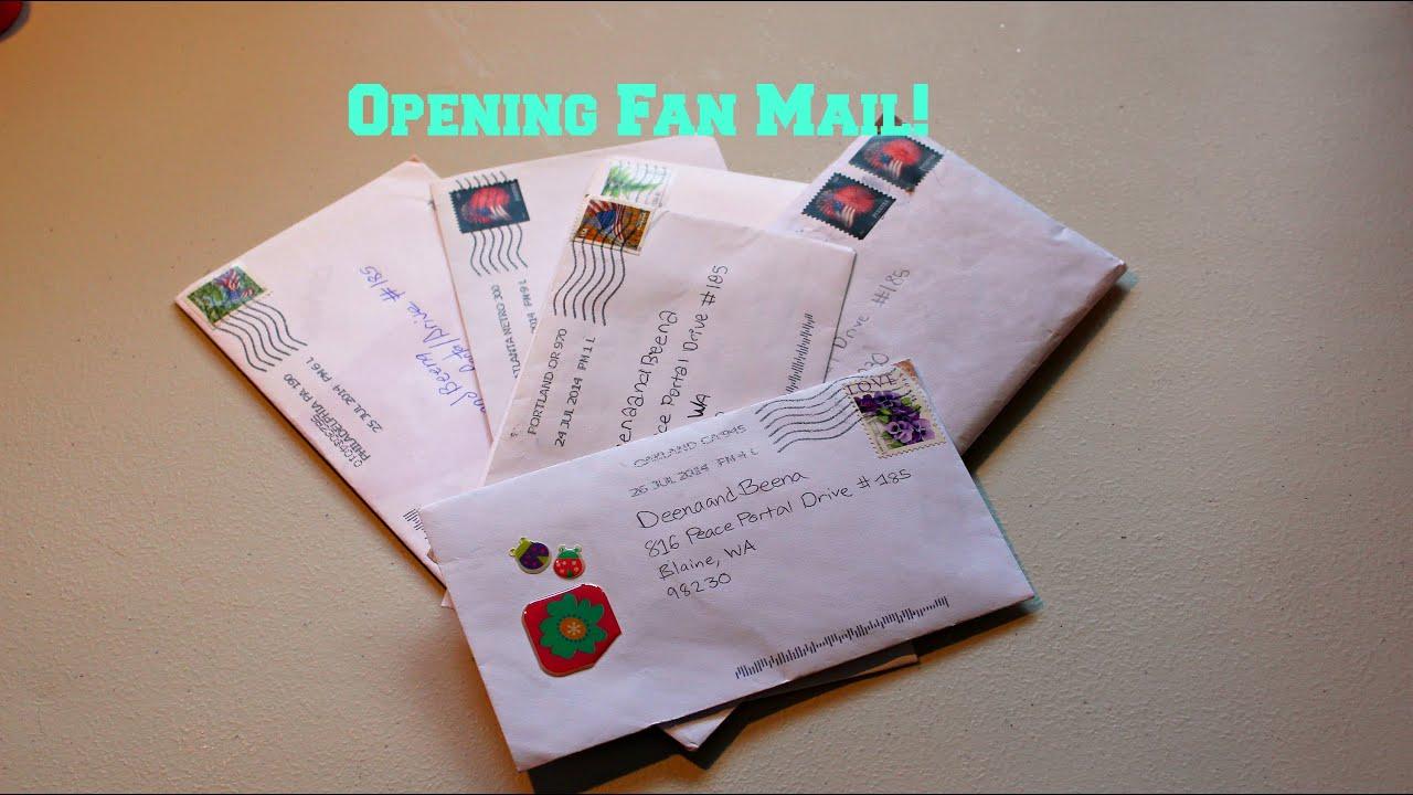 Sending Letter To Po Box