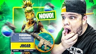 Fortnite: NOVO MODO PARQUINHO ‹ AMENIC ›