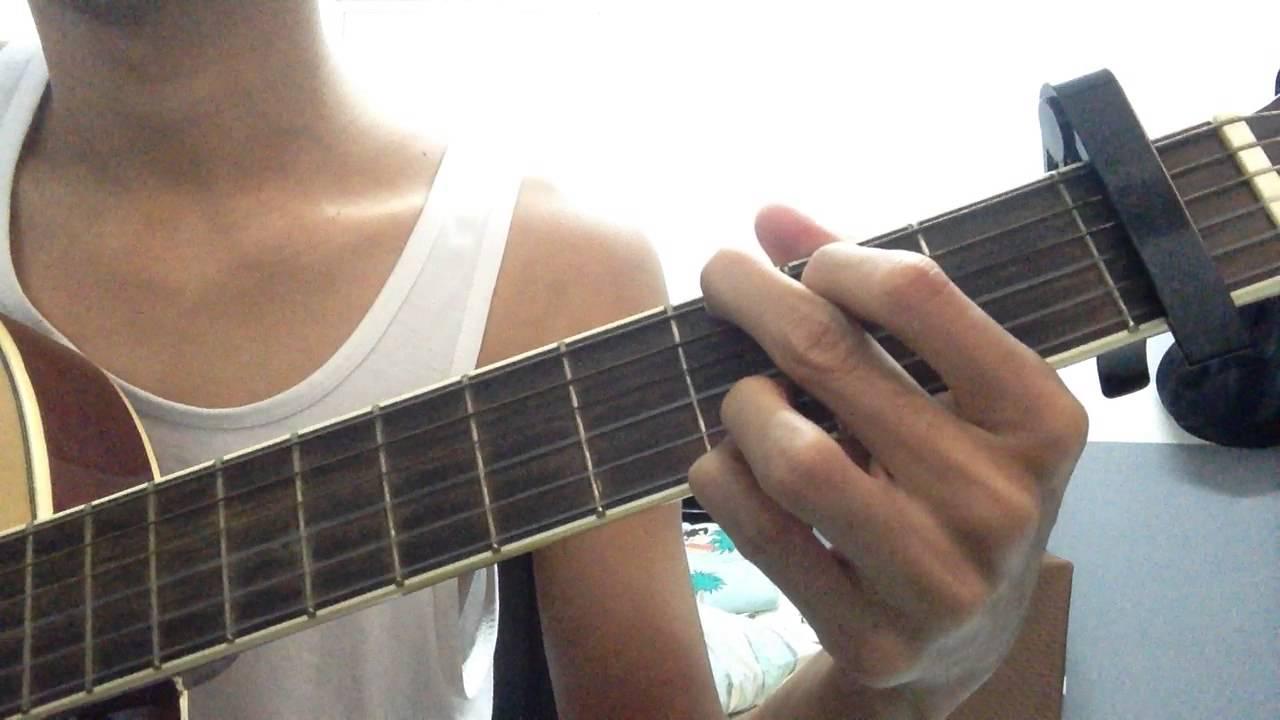 Ed Sheeran Give Me Love Chords Guitar