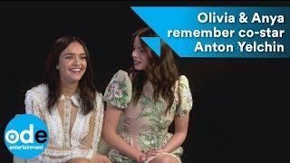 THOROUGHBREDS: Olivia Cooke & Anya Taylor-Joy remember co-star Anton Yelchin