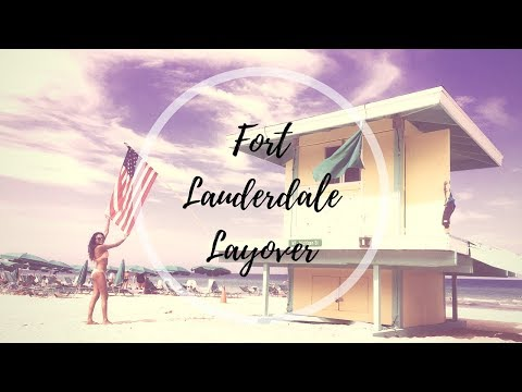 Fort Lauderdale, Key West & Miami Adventure   4 Day Layover!