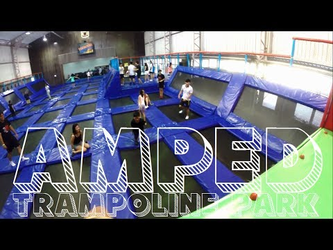 Let's Go! Amped Trampoline Park