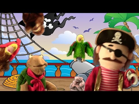 Happy Birthday Mason Pirate Song