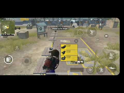 Best Control Setting For Pubg Mobile