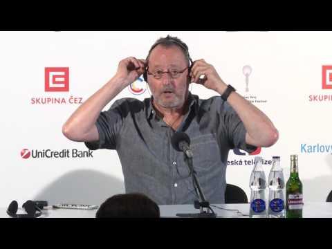 Press Conference - Jean Reno (HD)