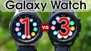 GALAXY WATCH 3 vs ORIGINAL GALAXY WATCH [One BIG Trade-off]