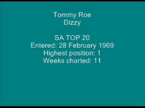 Tommy Roe - Dizzy.wmv