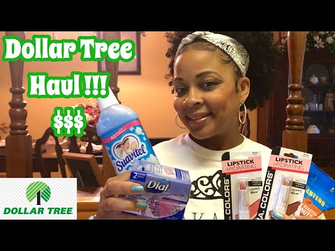 Dollar Tree Haul May 2019