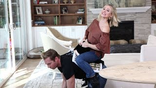 #Momsplaining with Kristen Bell: ProductReviews with Ryan Hansen