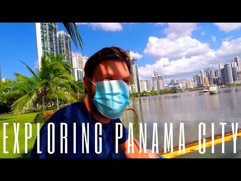 Exploring Panama City - Hotel, Food & Sights