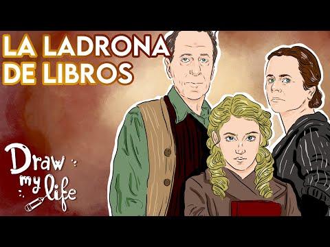 La LADRONA De LIBROS (RESUMEN)   Draw My Life