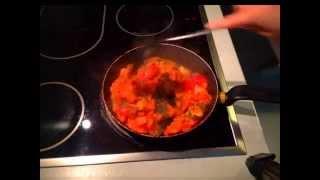 Паста с креветками в томатном соусе(, 2014-05-01T07:04:56.000Z)