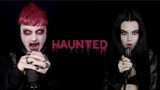 Evanescence - Haunted (Violet Orlandi ft Jake Munro COVER)