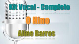 Kit de Ensaio Vocal - O Hino - Aline Barros (Para a páscoa)