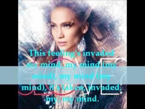 J Lo- Invading My Mind Lyrics