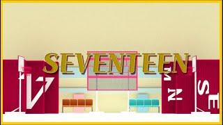 [blender] SEVENTEEN(세븐틴) _ Man…
