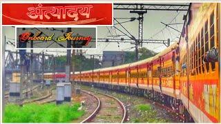 Onboard INDIA'S BEST Antyodaya Express|| Howrah Antyodaya Express|| Kharagpur To Howrah Full Journey