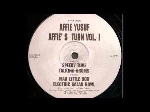 Affie Yusuf - Speedy Tune
