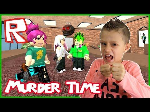 Murder Time / Roblox Murder Mystery