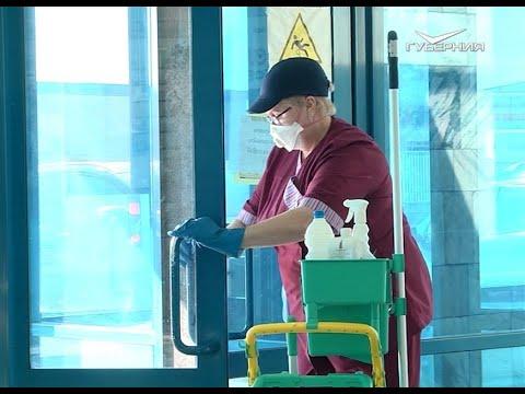 В Самаре на ж/д вокзале усилили профилактические меры