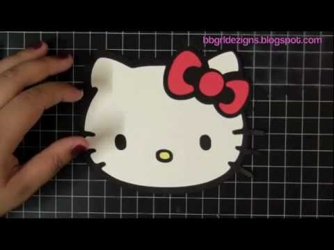 Hello kitty greetings hello kitty invitation youtube solutioingenieria Images