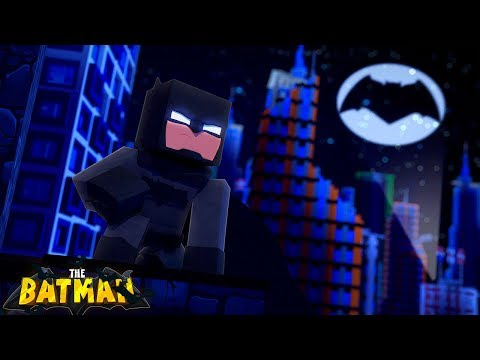Minecraft: THE BATMAN - GUARDIÃO DE GOTHAM! #01 (Nova Série)