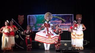 cma onam 2015 opening dance