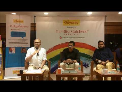 The Bliss Catchers @ Odyssey - Season 2 - 26 Nov 2016,  Sandeep Narayan & C.Srikanth
