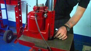 motorcycle cylinder rebore sps mini borer demo pre sale boring bar