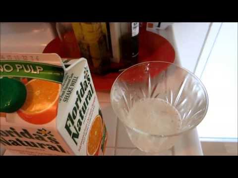 How To Make A Mimosa!