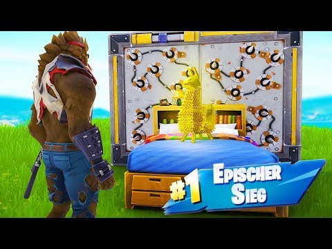 Neuer Bed Wars Spielmodus in Fortnite 😂