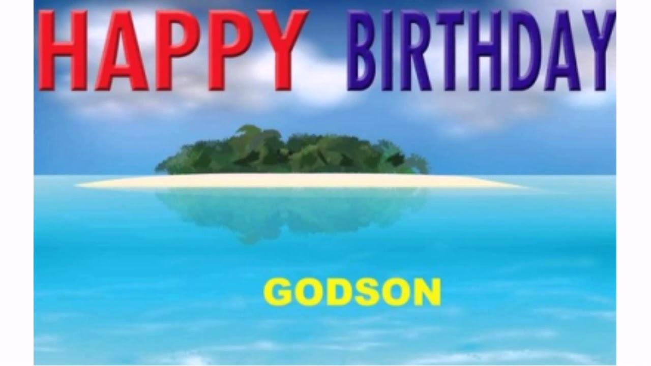 25+ Happy Birthday Wishes for Godson | WishesGreeting
