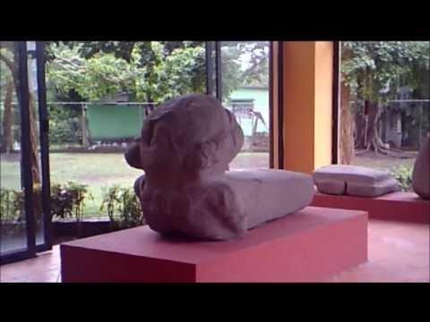 Museo de Tres Zapotes Santiago Tuxtla Veracruz