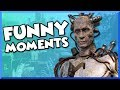 Fallout 4 Far Harbor Funny Moments - Minecraft Level, Vim Pop Factory, and Creepy Mystery!