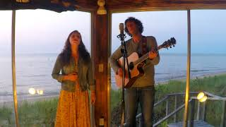 Sawyer Lawson & Meg Ramey | 'That Moon Song' (by Gregory Alan Isakov) | Live Performance