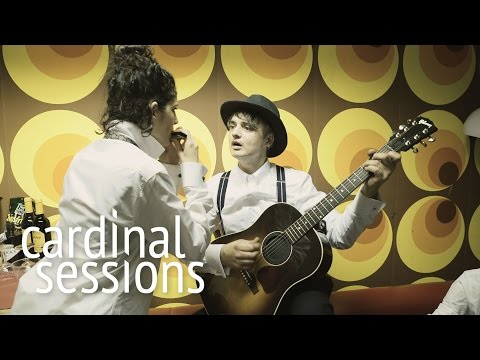 Peter Doherty  Music When The Lights Go Out  Albion  CARDINAL SESSIONS